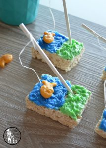 Cute Going Fishing Party Treats