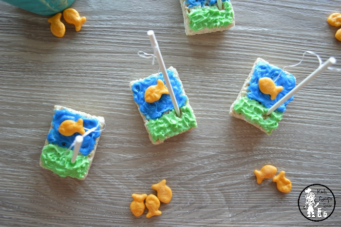 Going Fishing Party Treats