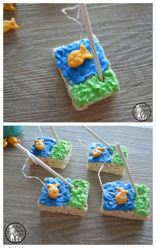 Going Fishing Party Treats for Kids