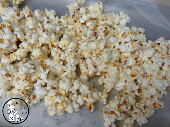 Yummy Minion Popcorn Recipe