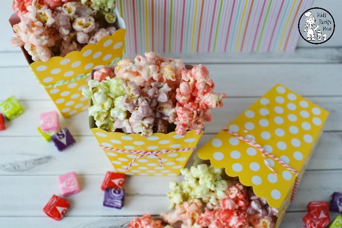 Starburst Candy Corn