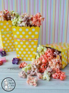Starburst Popcorn Party Recipe